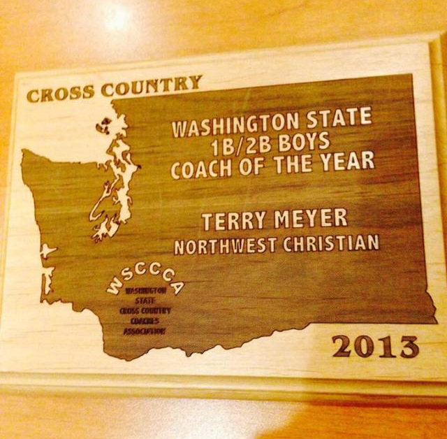 Terry Meyer Coach of the Year