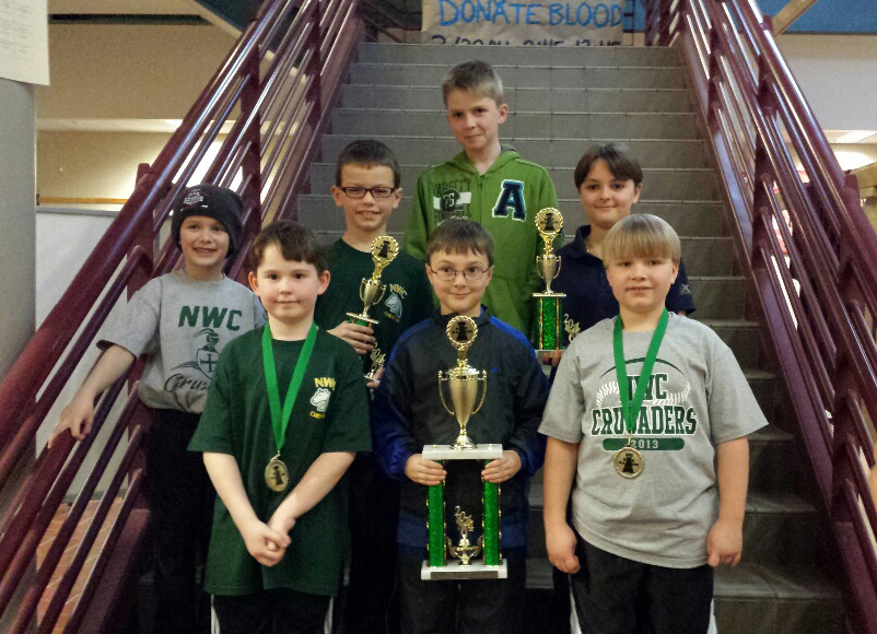 NWC Elementary Chess 2014