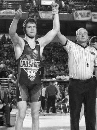 Ben Alford State Champ Wrestling