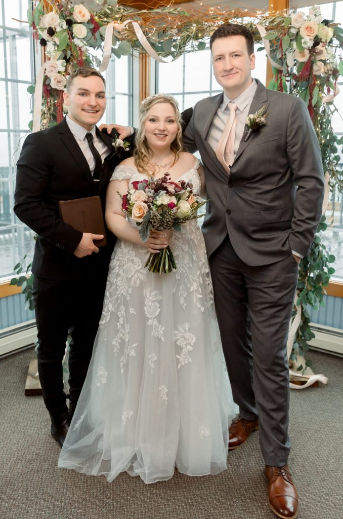 Emily Raver Wedding